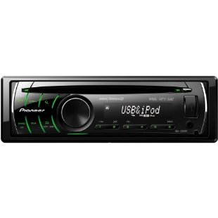 Pioneer DEH-3200UB CD Receiver with iPod Direct Control and USB Input