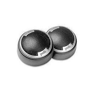Polk Audio DB1001 1-Inch Silk/Polymer Composite Dome Tweeters