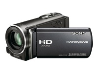 Sony HDR-CX110 Handycam Camcorder (Black)
