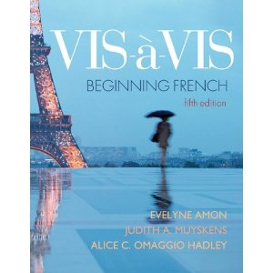 Vis-à-vis: Beginning French (Student Edition) (5th Edition)