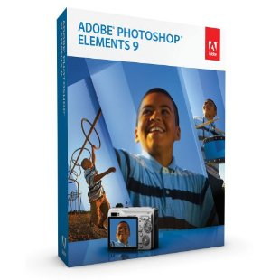 Adobe Photoshop Elements 9 (for Windows and Mac)