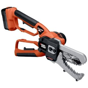 Black & Decker NLP1800 Alligator Lopper 18V Cordless Chainsaw