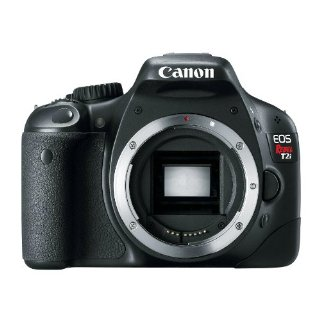 Canon EOS Rebel T2i 18MP DSLR (Body Only)