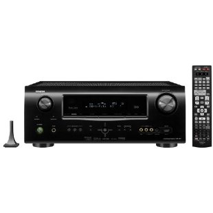 Denon AVR-1911 7.1-Channel 3D-Ready Multi-Source, Multi-Zone Home Theater Receiver