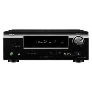 Denon AVR-391 5.1-Channel AV Home Theater Receiver