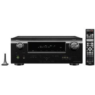 Denon AVR-591 5.1-Channel 3D-Ready Home Theater Receiver