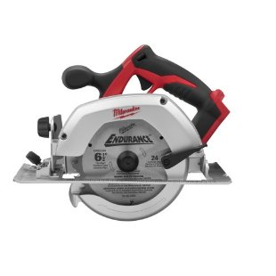 Milwaukee 2630-20 18v XC Circular Saw (6.5, Bare-Tool Only, No Battery)
