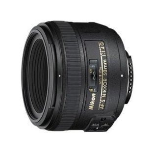 Nikon AF-S 50mm f/1.4G SIC SW Prime Lens for Nikon DSLR Cameras (# 2180)