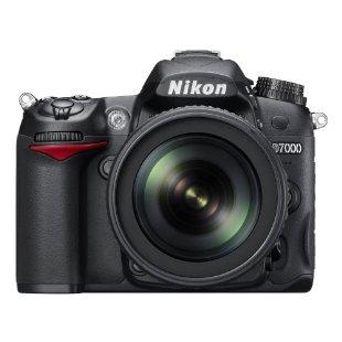 Nikon D7000 16.2MP DX-Format DSLR Camera (Body Only)