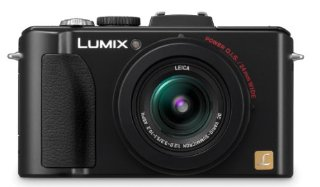 Panasonic Lumix DMC-LX5 10.1MP Digital Camera with 3.8x IS Zoom (Black)