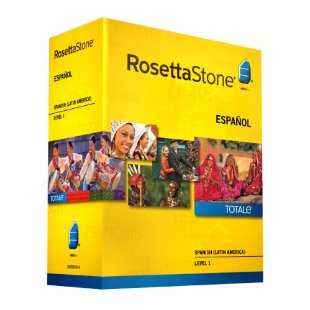 Rosetta Stone TOTALe: Spanish (Espanol, Latin America) Level 1 (Version 4)