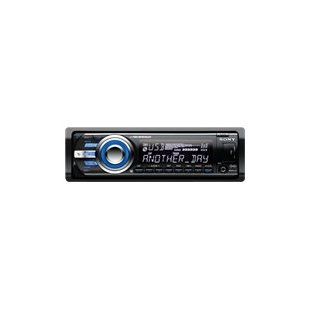 Sony CDX-GT640UI Xplod MP3/CD Receiver
