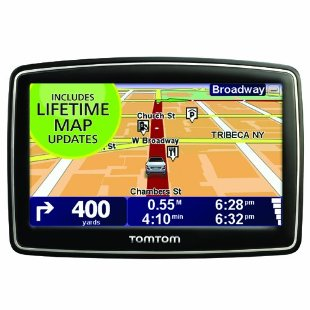 TomTom XXL 540M 5 Lifetime Maps Edition GPS