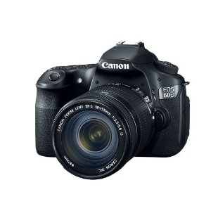Canon EOS 60D 18MP CMOS DSLR Camera with 18-135mm f/3.5-5.6 IS UD Standard Zoom Lens Kit