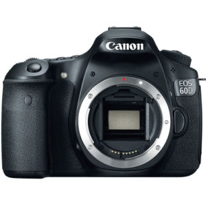 Canon EOS 60D 18MP CMOS DSLR Camera (Body Only)
