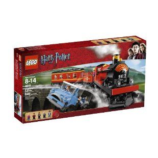 LEGO Harry Potter Hogwart's Express Train (4841)