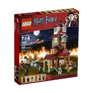 LEGO Harry Potter The Burrows (4840)