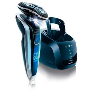 Philips Norelco 1280XCC SensoTouch 3d Electric Razor with Jet Clean+ (1280X/42)