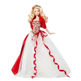 2010 Holiday Barbie Collector's Doll