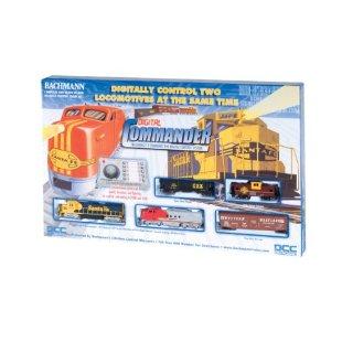 Bachmann Digital Commander HO Electric Train Set (Santa Fe #501)