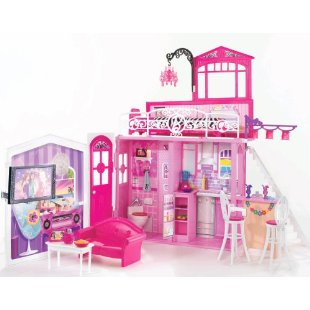 Barbie Glam Vacation House by Mattel