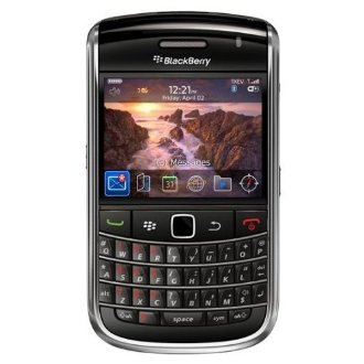Blackberry Bold 9650 Onyx 2 Smartphone (Unlocked)