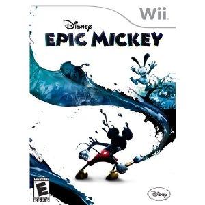 Disney Epic Mickey [Wii]