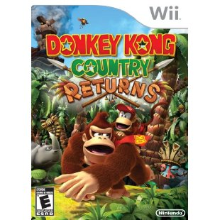Donkey Kong Country Returns [Wii]