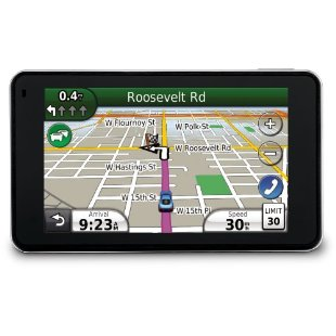 Garmin nuvi 3760T 4.3 GPS with Traffic