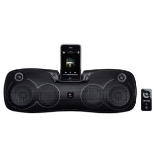 Logitech S715i Rechargeable Speaker for iPod and iPhone