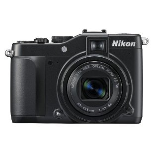 Nikon Coolpix P7000 10.1MP Digital Camera with 7.1x Zoom