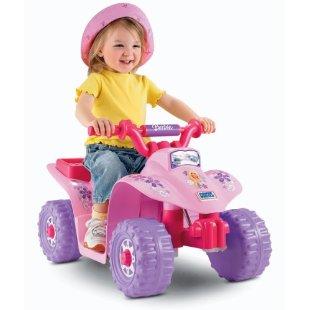 Power Wheels Barbie Lil' Quad ATV