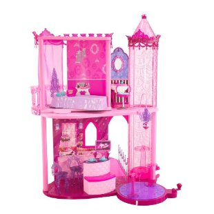 Barbie Fashion Fairytale Palace by Mattel