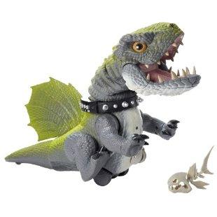 Cruncher Interactive Prehistoric Pet Dinosaur by Mattel