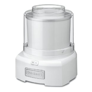Cuisinart ICE-21 Ice Cream, Frozen Yogurt & Sorbet Maker