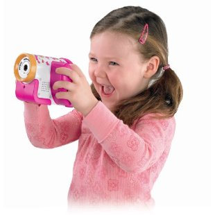 Fisher-Price Kid-Tough Video Camera (Pink)