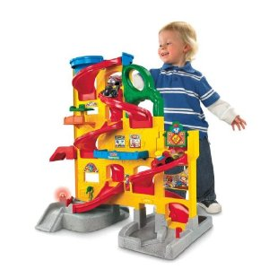 Fisher-Price Stand 'n Play Rampway Play Set