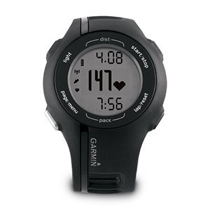 Garmin Forerunner 210 GPS Heart Rate Monitor (Black)