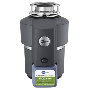 InSinkErator Evolution Septic Assist 3/4 HP Household Food Waste Disposer