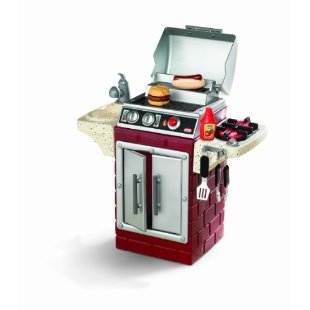 Little Tikes Get Out 'N Grill Playset