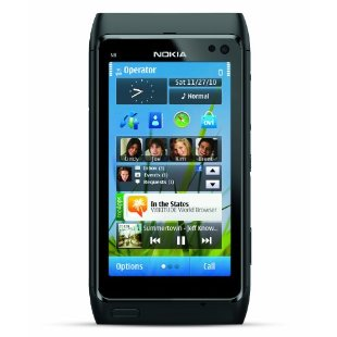Nokia N8 Unlocked GSM Phone USA Version with Warranty (Dark Grey)