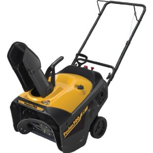 "Poulan Pro PR621 21"" 208cc LCT Gas Powered Single Stage Snow Thrower"
