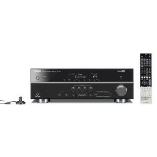 Yamaha RX-V467BL 5.1-Channel AV Receiver