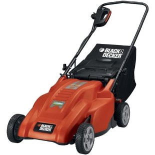 Black & Decker MM1800 18 Corded Electric Lawn Mower