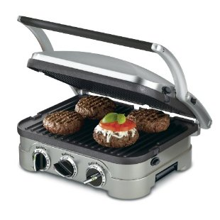 Cuisinart 5-in-1 Griddler (GR-4N)