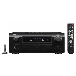 Denon AVR-990 7.1-Channel Multi-Zone Network Home Theater Receiver