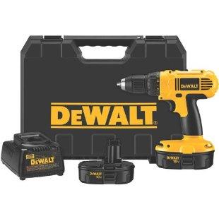DeWalt DC970K-2 18v Drill/Driver Kit with 2 Batteries