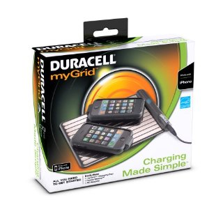 Duracell myGrid Starter Kit for Apple iPhone