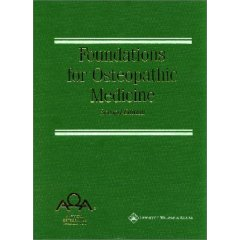Foundations for Osteopathic Medicine (Hardcover)