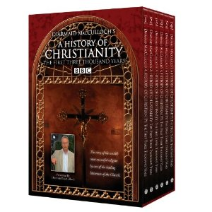A History of Christianity: The First Three Thousand Years DVD Set